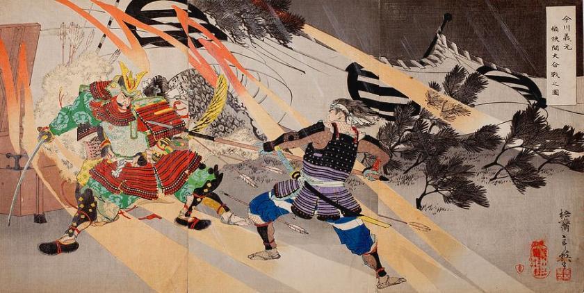 death-of-imagawa-yoshimoto-paul-d-stewart