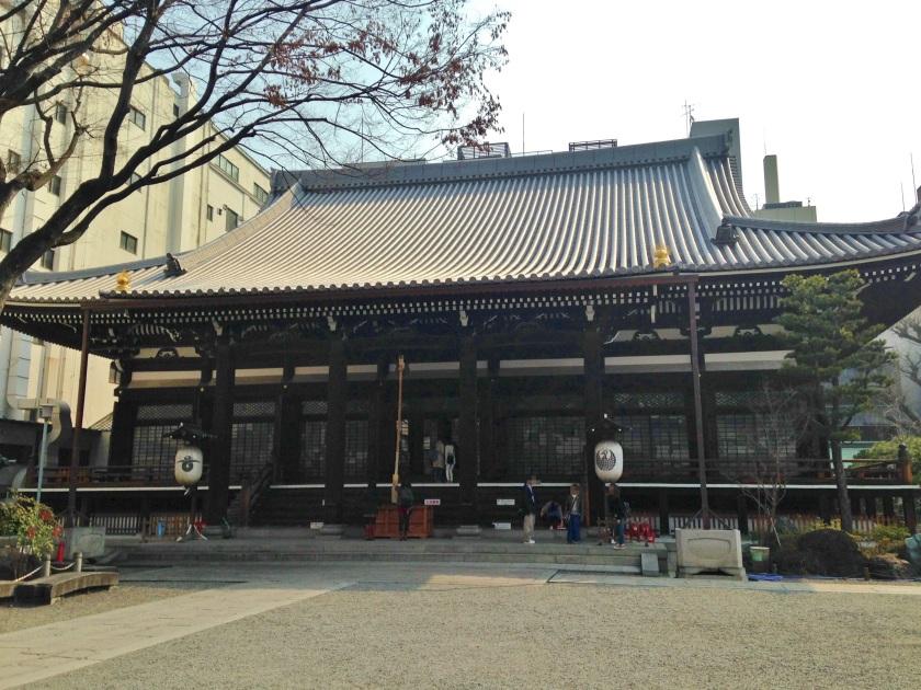 Honnoji Present day